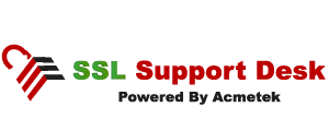 SSL Support Desk