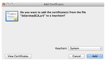 Mac OS X Install