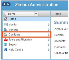How to generate a CSR on Zimbra Mail Server - Knowledge Base