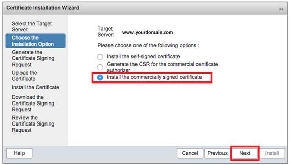 Zimbra SSL Install