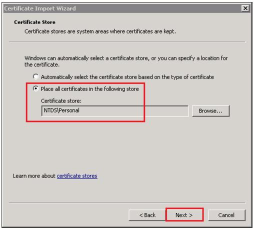 Microsoft Active Directory LDAP