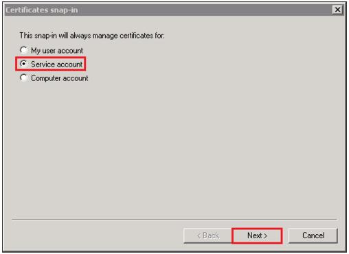 LDAP SSL Install