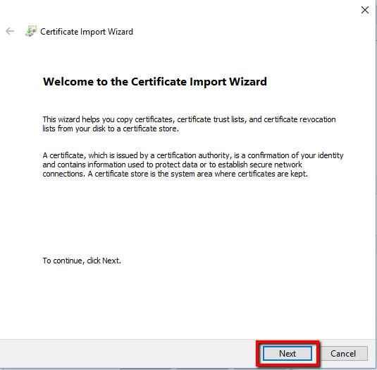 Thawte Certificates