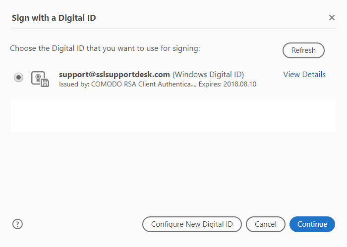 Digital Signing And Encrypting Pdf Acrobat Reader Dc