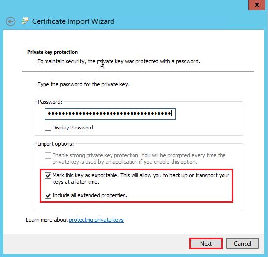 Support Tutorials Ev Code Signing Certificate Installation