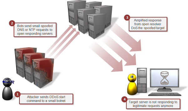 Understanding DDoS Attacks & The Tools to See Them  -